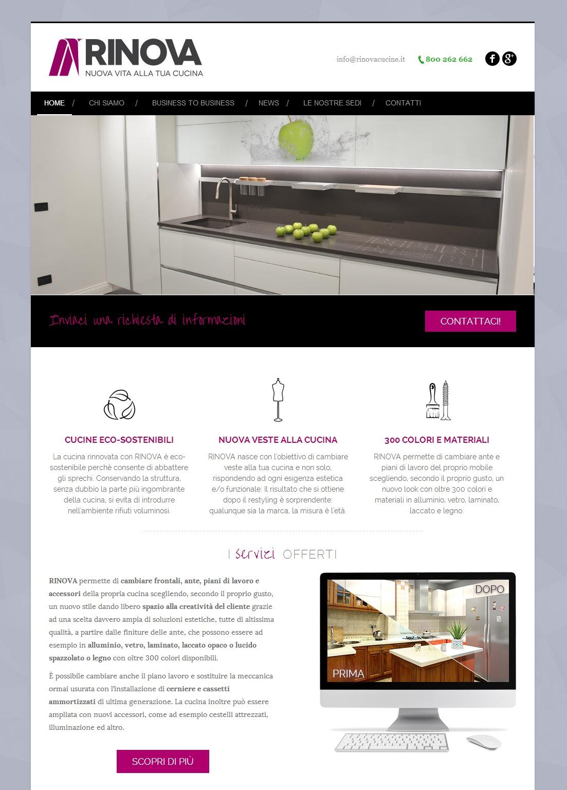 rinova cucine