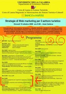 seminario web marketing turistico